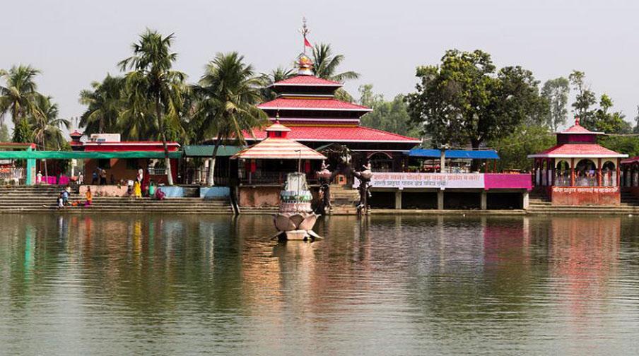Chinnamasta Temple Rajbiraj Saptari
