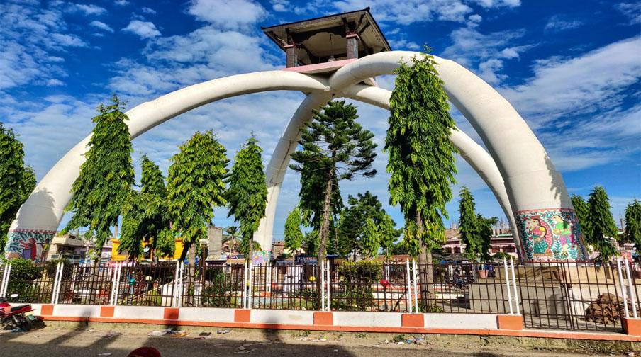 Ramananda Chowk Janakpurdham